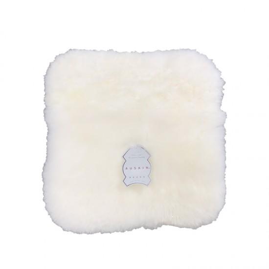 Auskin 羊毛坐垫 方形