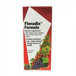 【满50纽币包邮】Floradix 红印铁元 250ML