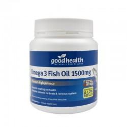 Good Health 好健康深海鱼油 高含量 1500mg 200粒