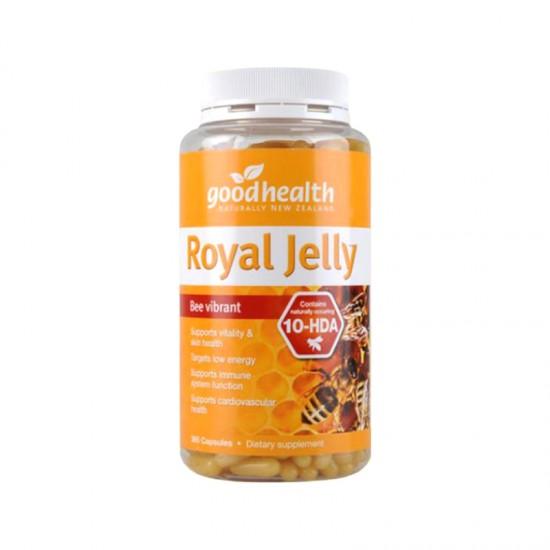 【满50nzd包邮】Good Health 好健康 蜂王浆胶囊365粒 美容养颜抗衰老