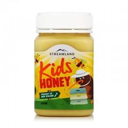 【满50纽币包邮】Streamland 新溪岛 天然儿童蜂蜜 500g