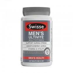 【满50纽币包邮】Swisse男性维生素男性复合维生素120片