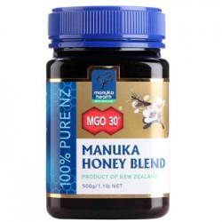 【蜜纽康买二包邮】Manuka Health 蜜纽康 MGO30+混合麦卢卡蜂蜜500g