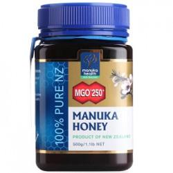 【蜜纽康买二包邮】Manuka Health 蜜纽康 MGO250+麦卢卡蜂蜜500g 修复肠胃功能