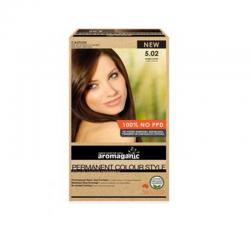 Aromaganic 染发膏热浓咖啡 5.02N 澳洲天然有机染发