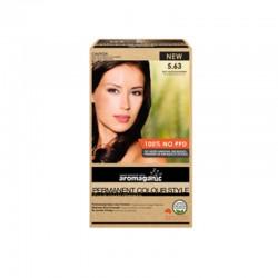 Aromaganic 染发膏巧克力棕色 5.63 澳洲天然有机染发